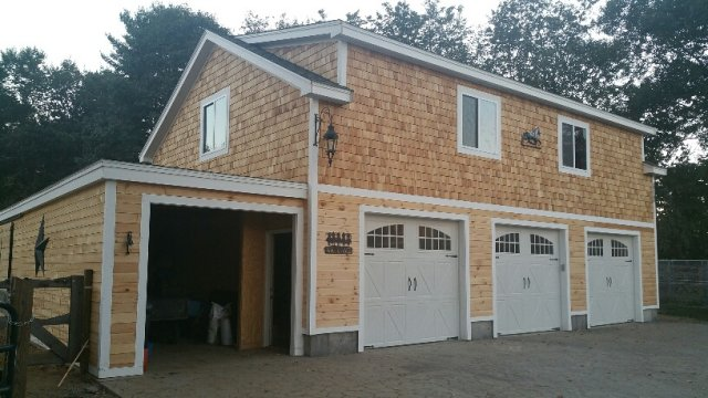 horse barn / garage in NH